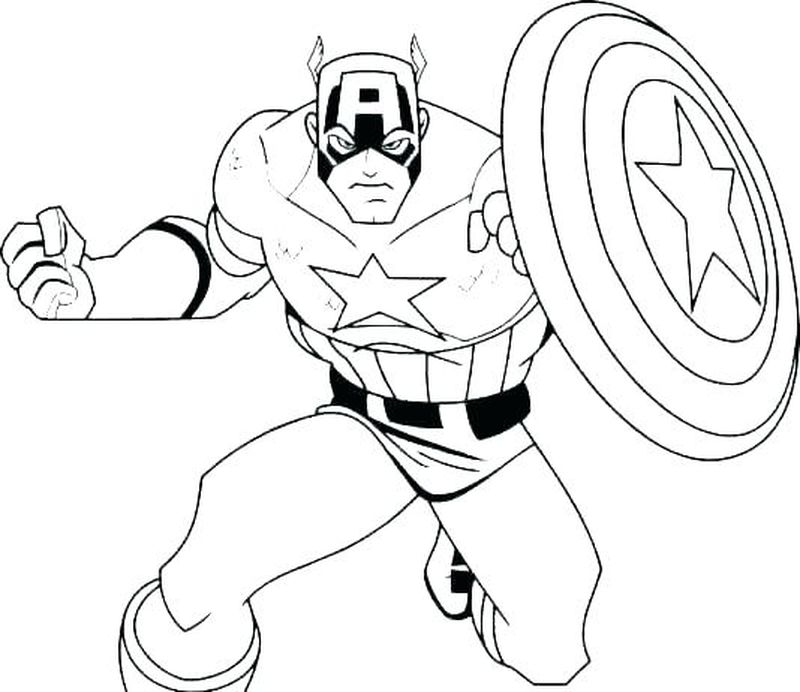 superhero coloring pages online
