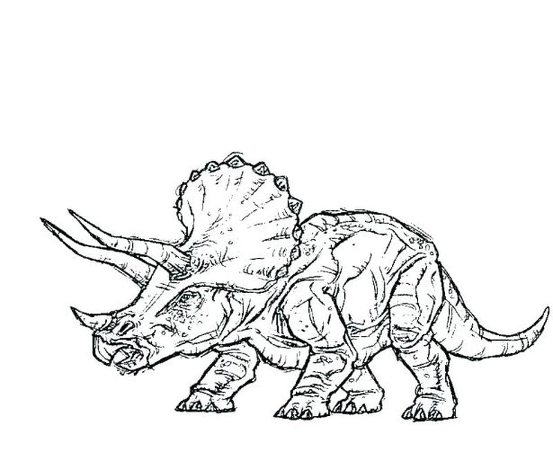 the lost world jurassic park coloring pages