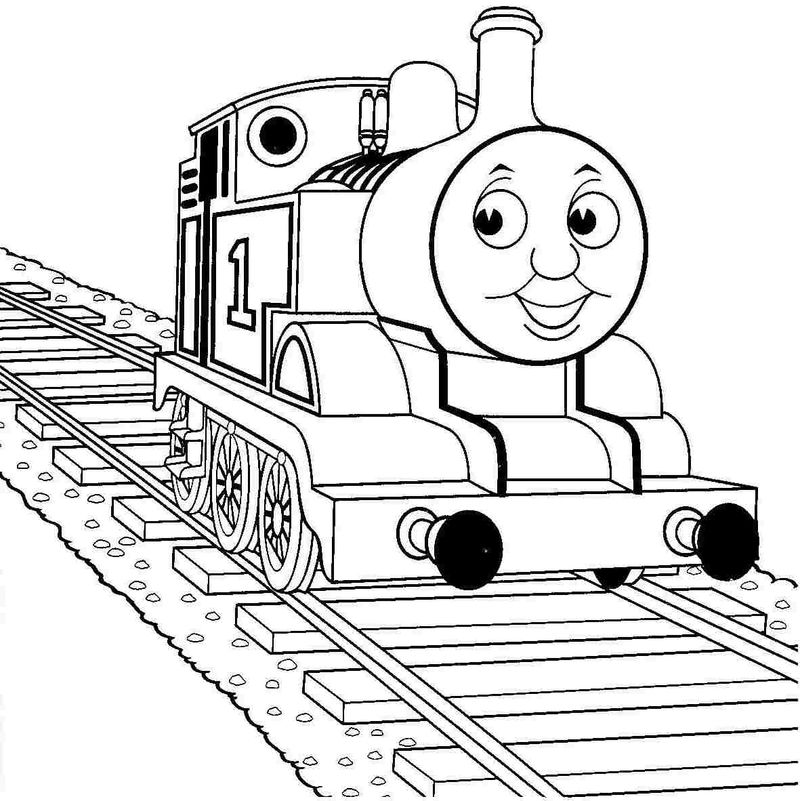 thomas the tank engine diesel coloring pages