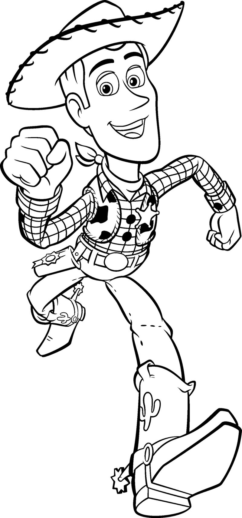 toy story 4 buzz lightyear coloring pages