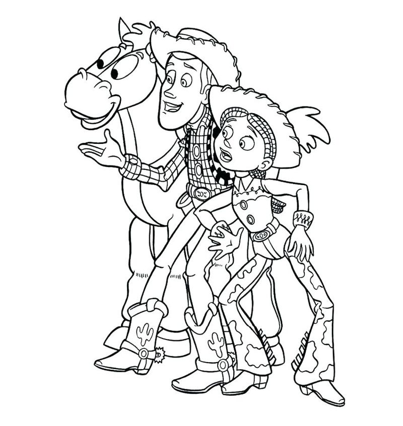 toy story 4 coloring pages bo peep