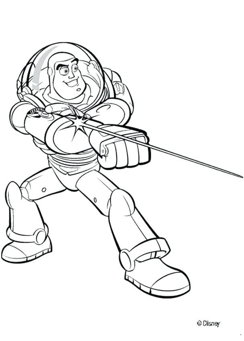 toy story coloring pages for toddlers