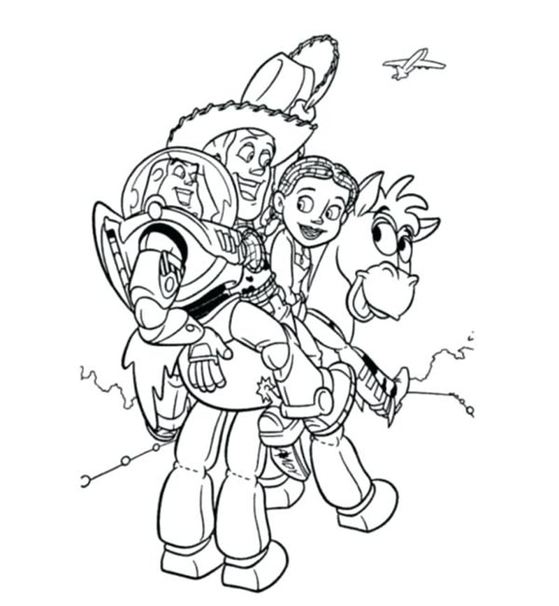 toy story coloring pages zurg