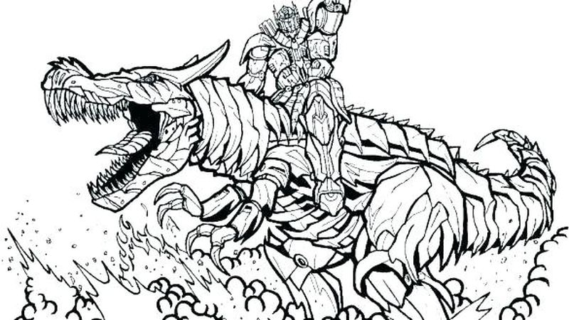 transformers coloring pages autobots