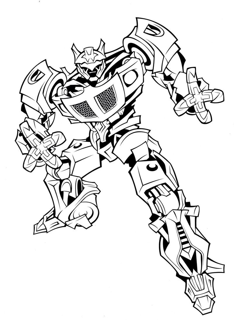 transformers coloring pages pdf