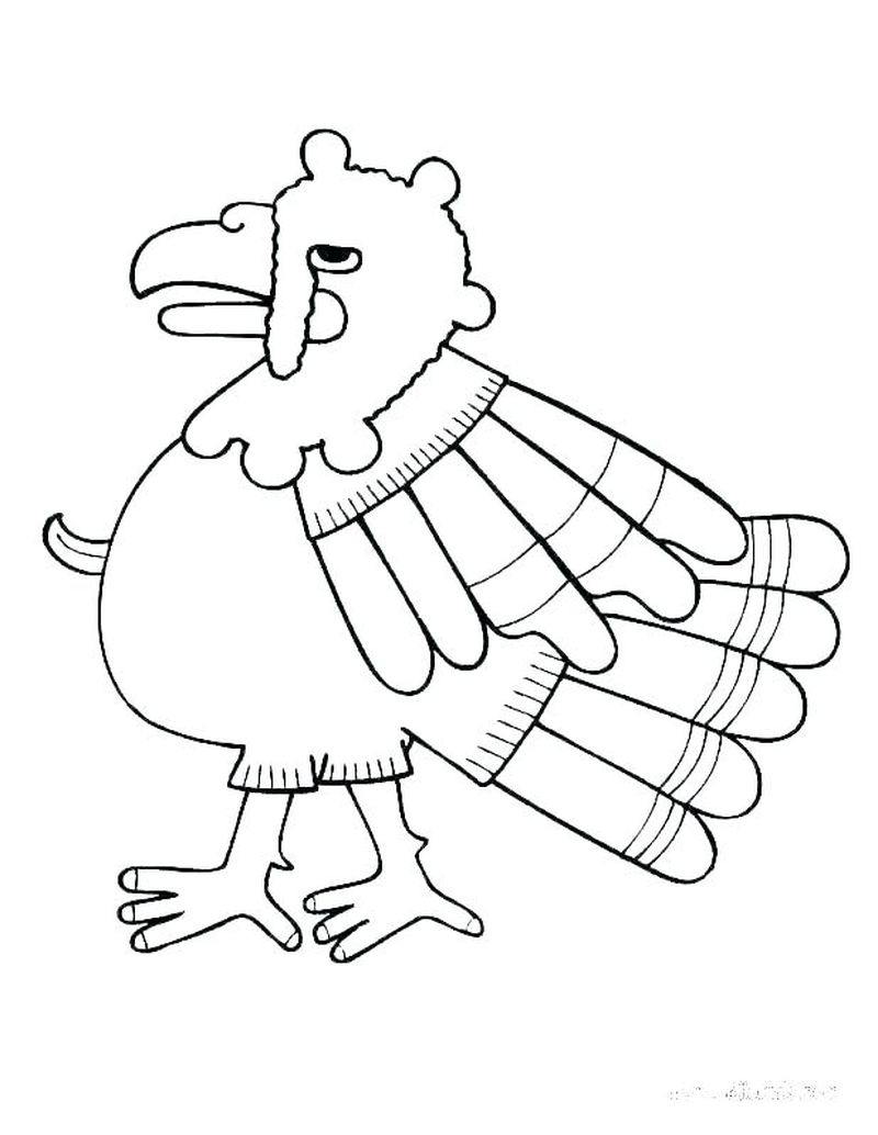 turkey coloring pages crayola