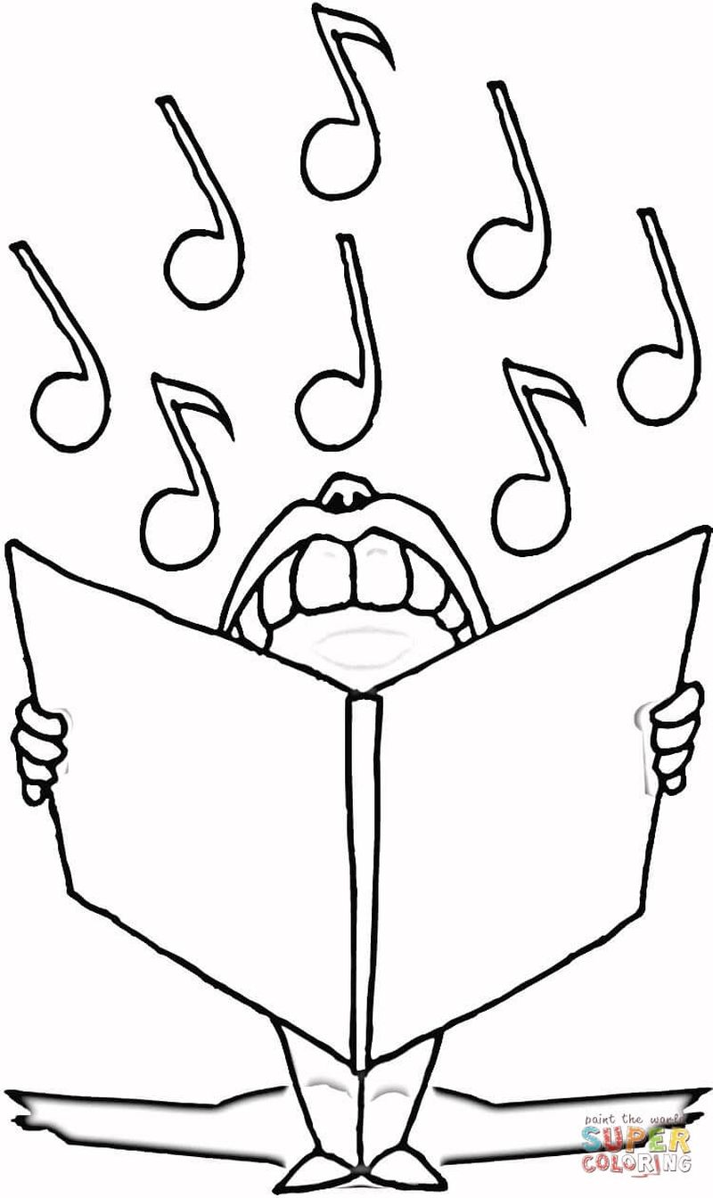 Adult Rock Music Coloring Pages Pdf