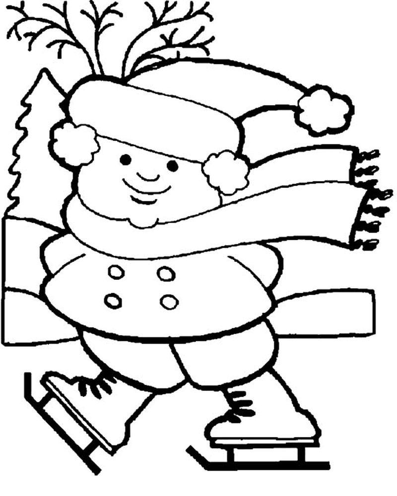 All Holiday Coloring Pages free