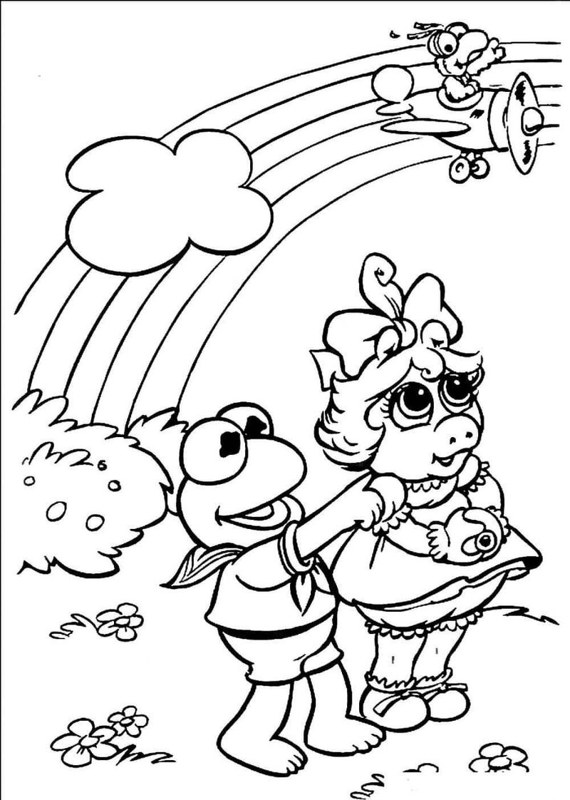 Babies Coloring Pages Printable