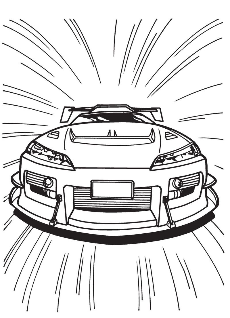 Chase Eliott Nascar Car Coloring Pages Printable