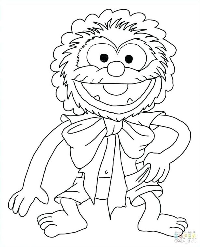 Coloring Book Pages Baby Printable