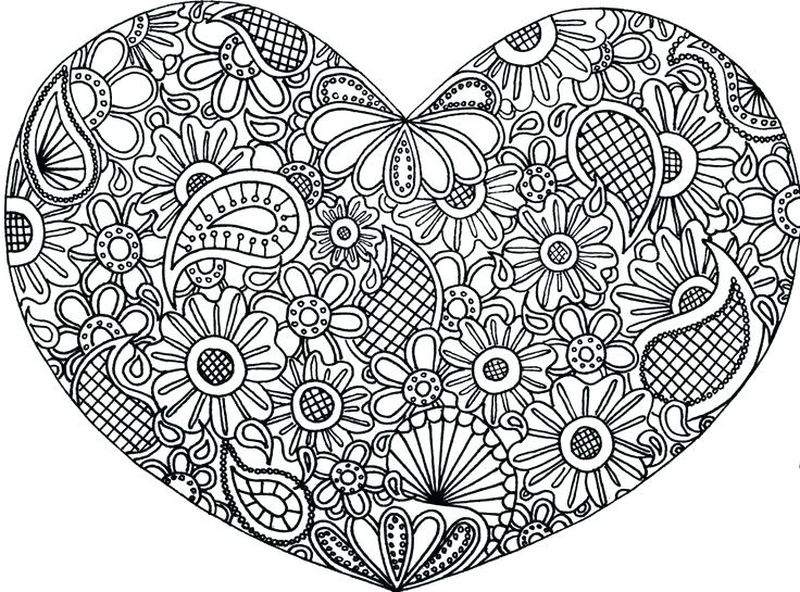 Coloring Mandala Pages Free Printable