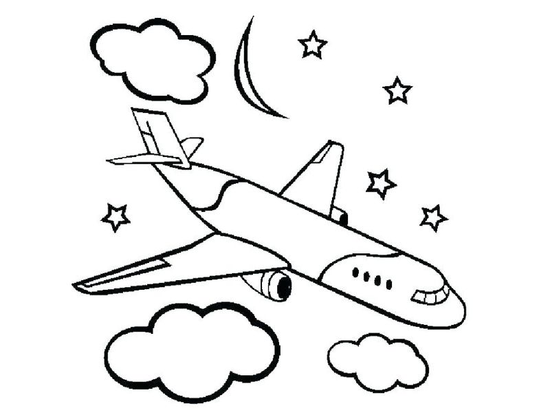 Coloring Pages Fire Planes Print