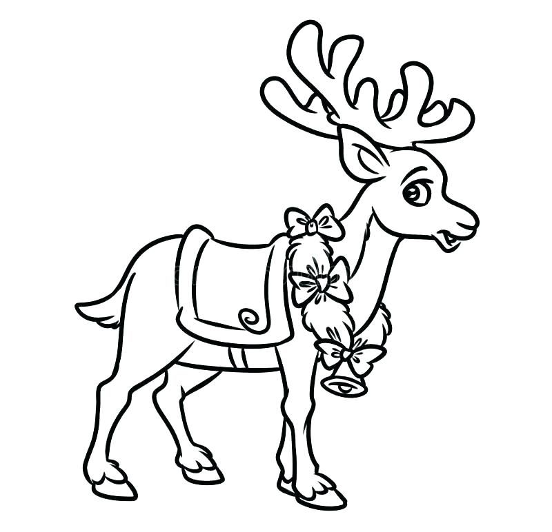 Coloring Pages Of Claire Ease From Rudolph Print