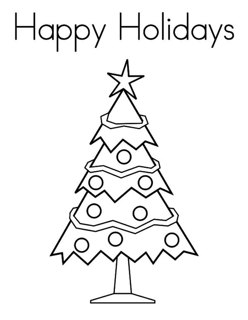 Free Adult Holiday Coloring Pages Free