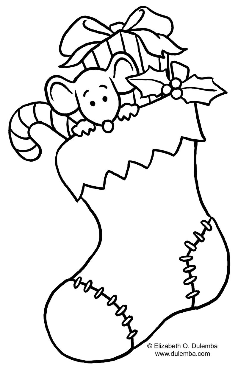 Free Holiday Coloring Pages For Adults Free