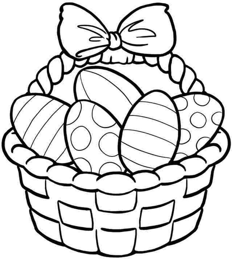 Free Holiday Coloring Pages For Children Pict