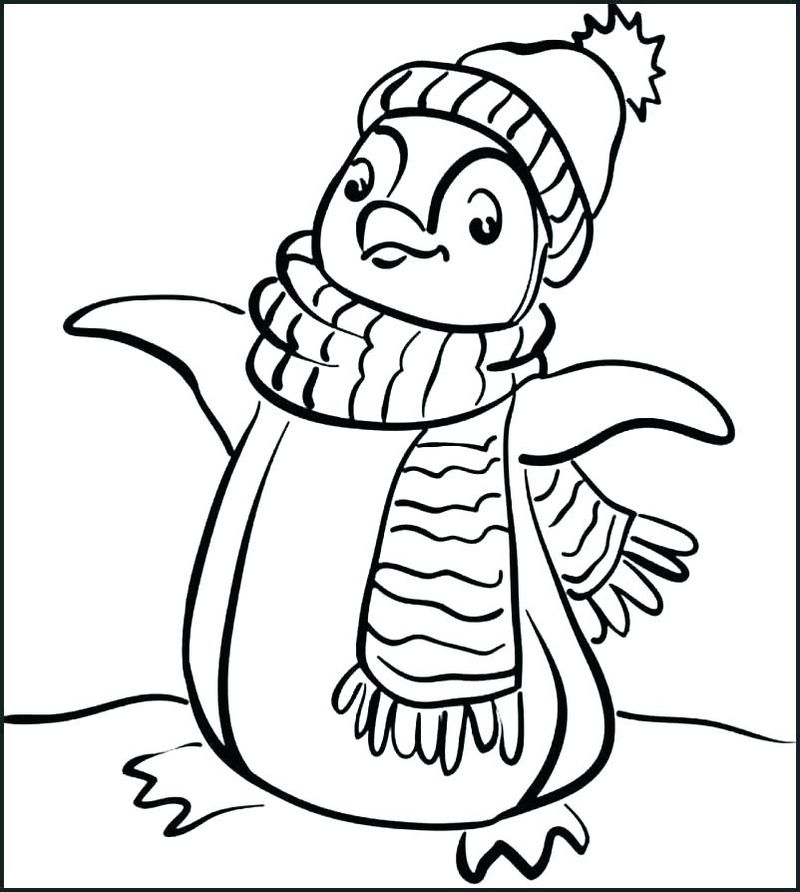 Fun Holiday Coloring Pages To Print Free