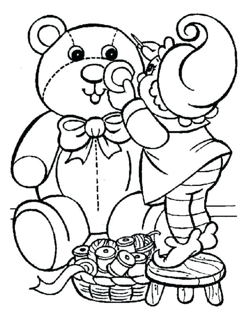Happy Holiday Coloring Pages Free