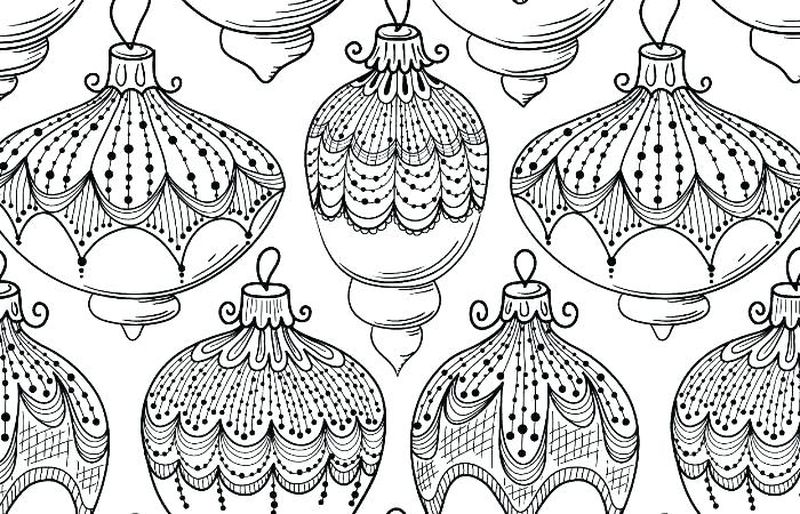 Holiday Coloring Pages For pdf