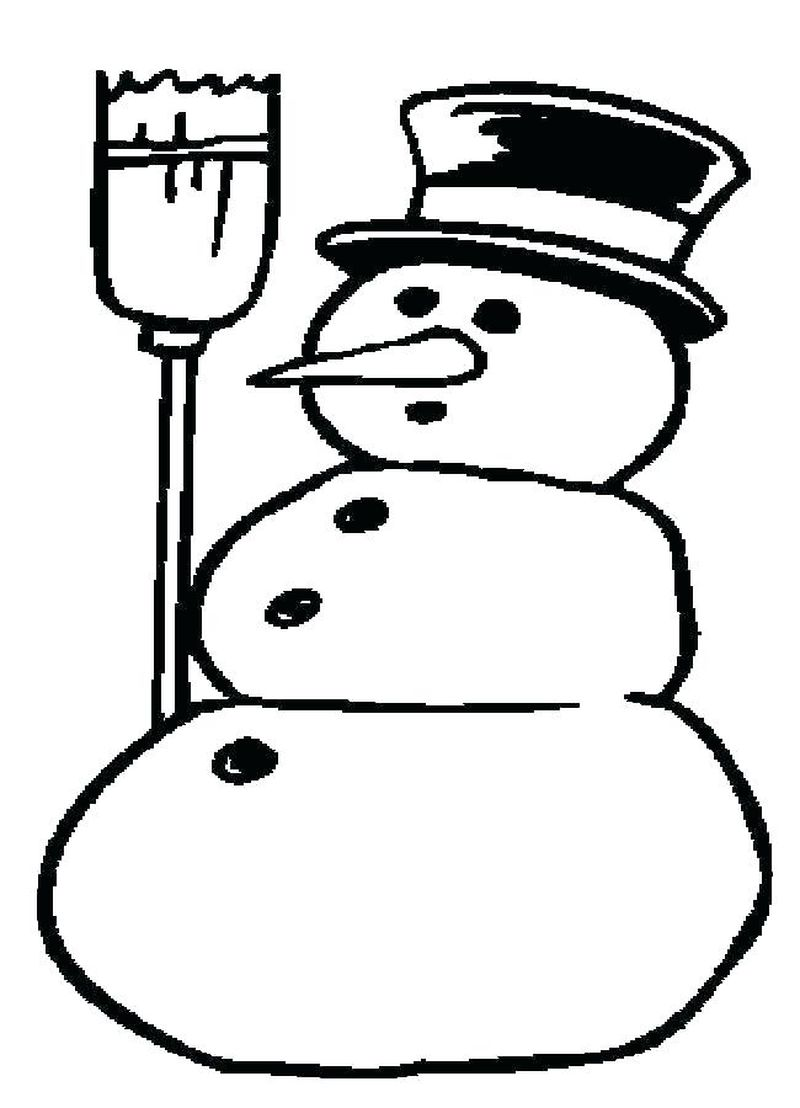 Holiday Ornament Coloring Pages Free