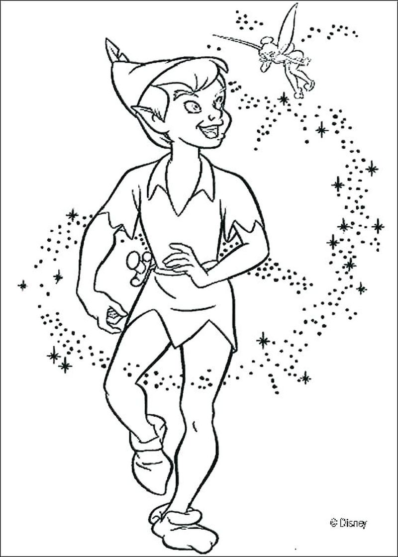 Hook Coloring Pages Print