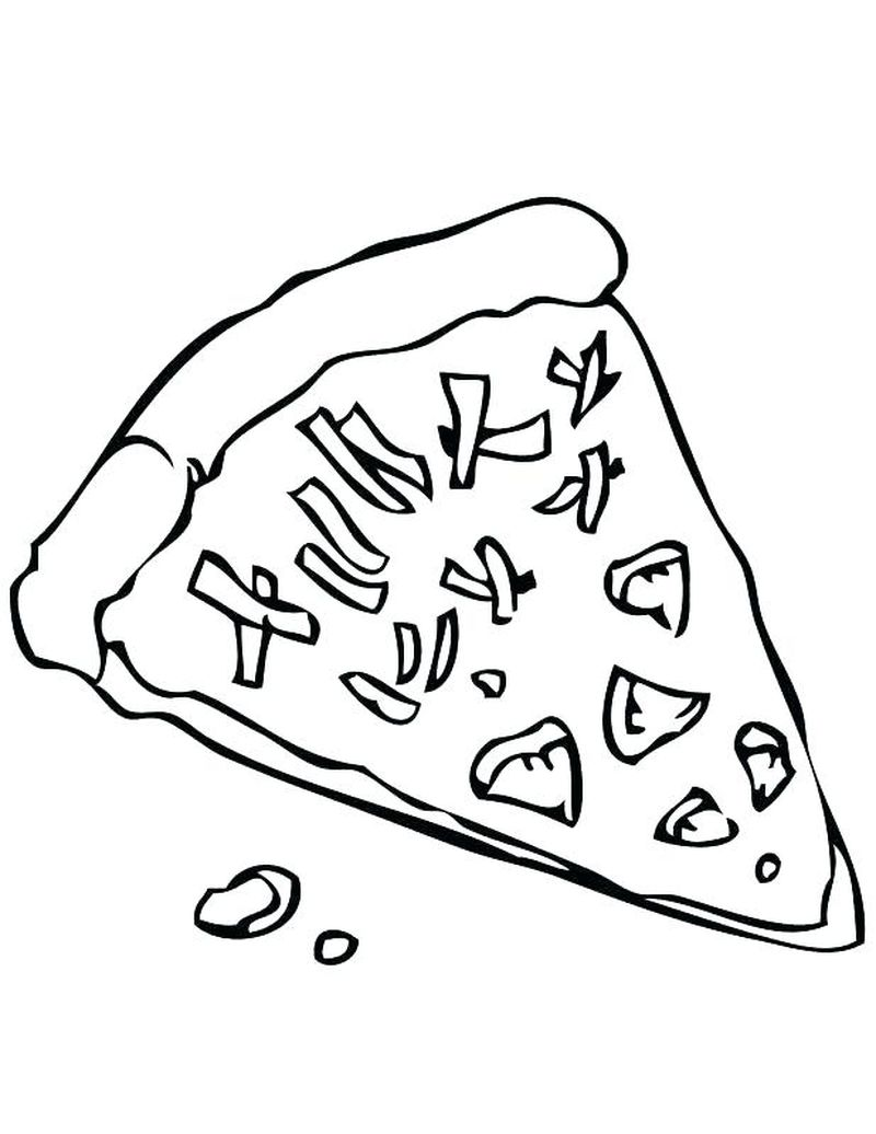 Little Red Hen Makes A Pizza Coloring Page pdf
