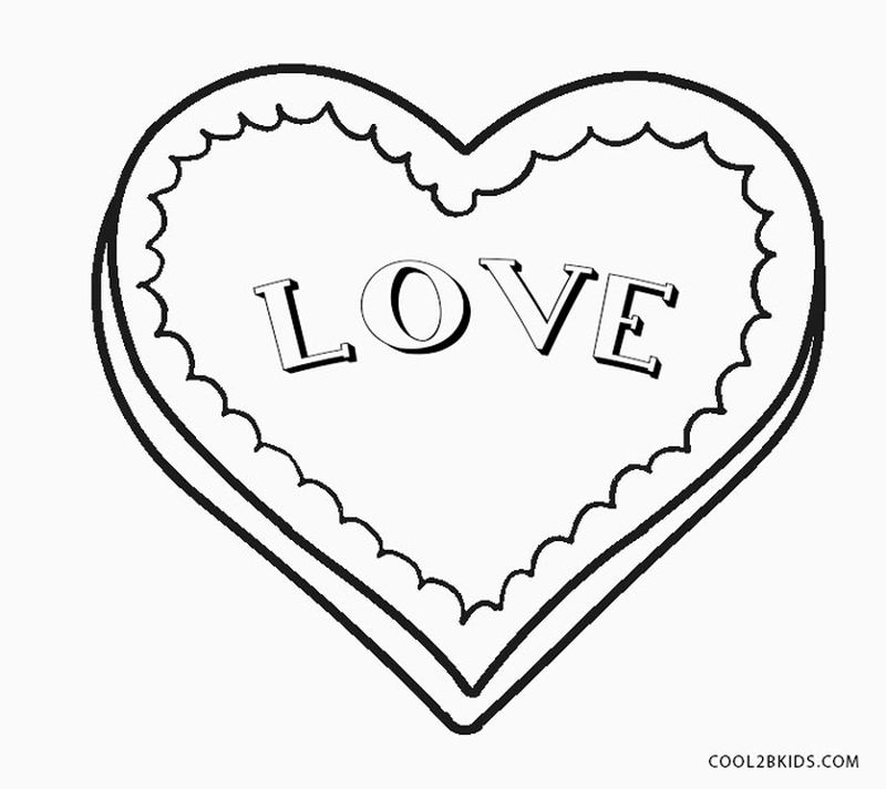 Love Adult Coloring Pages Printable