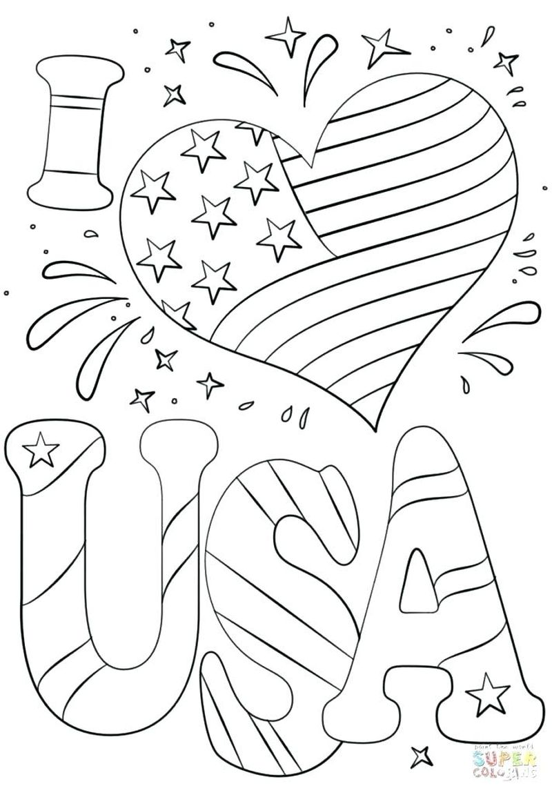 Love One Another Coloring Pages Printable