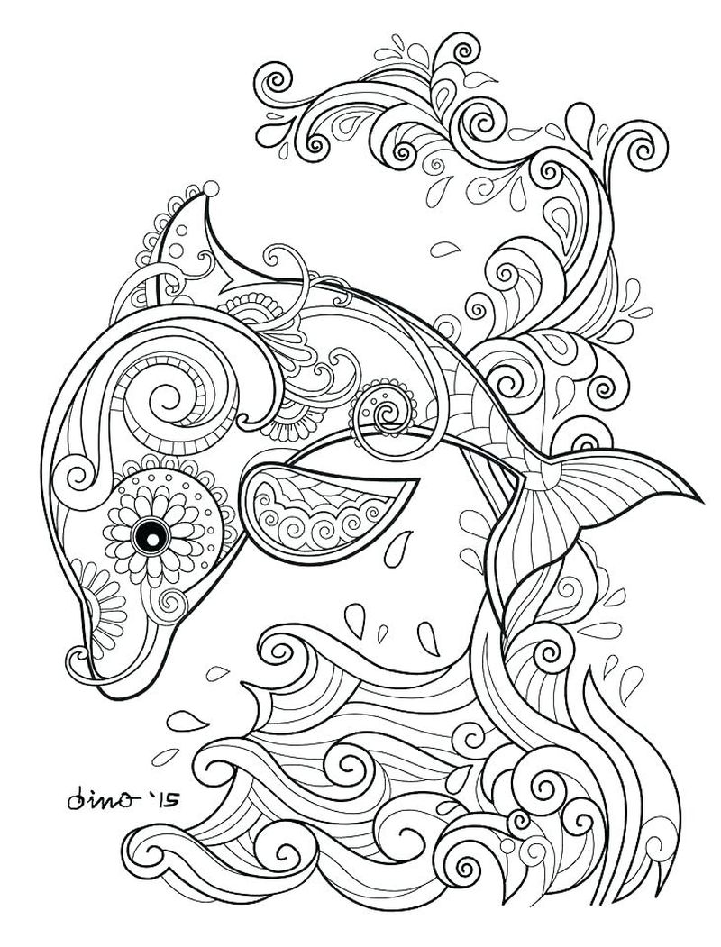 Mandalas Coloring Printable
