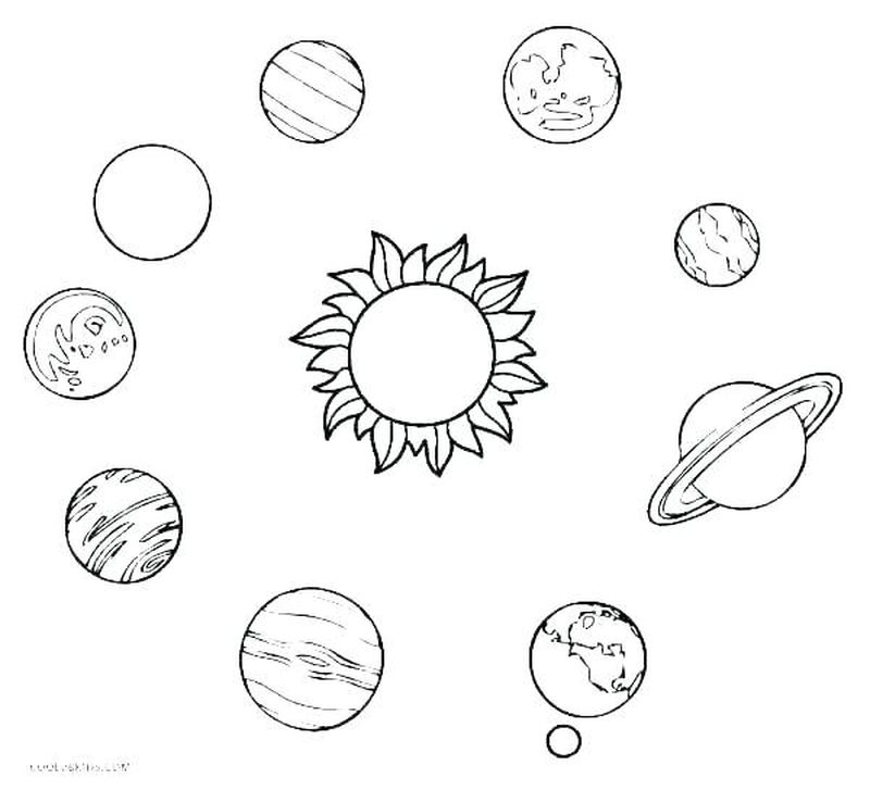 PRINTABLE earth coloring pagesPrintable