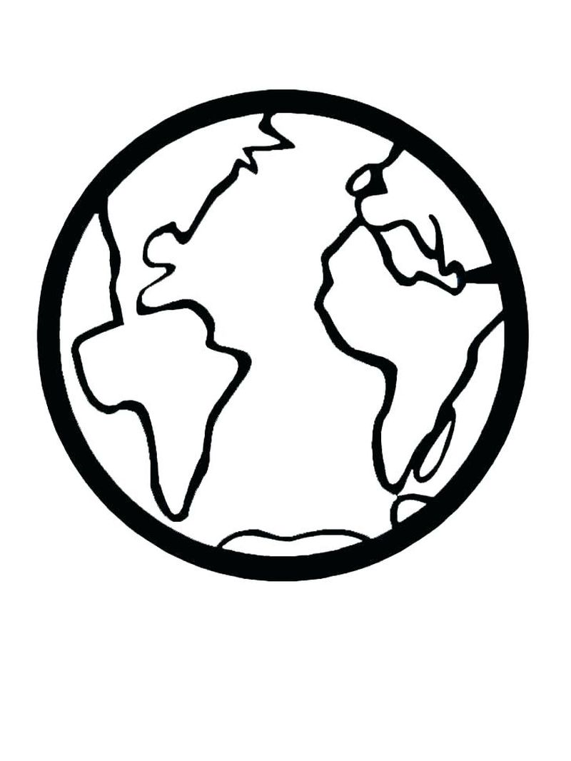 PRINTABLE earth day coloring pagesPrintable