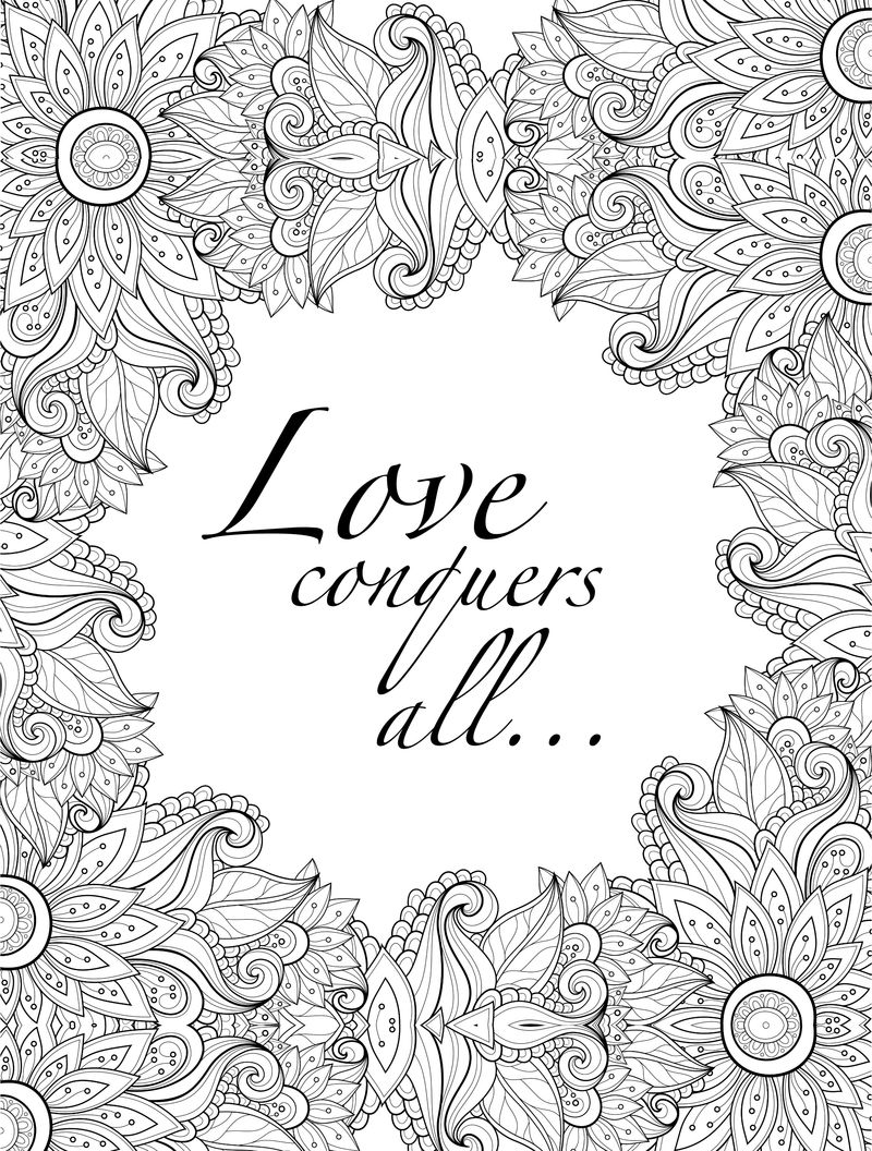PRINTABLE valentines coloring pages Printable