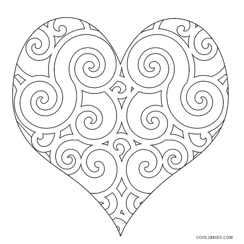 Peace Love And Happiness Coloring Pages Printable