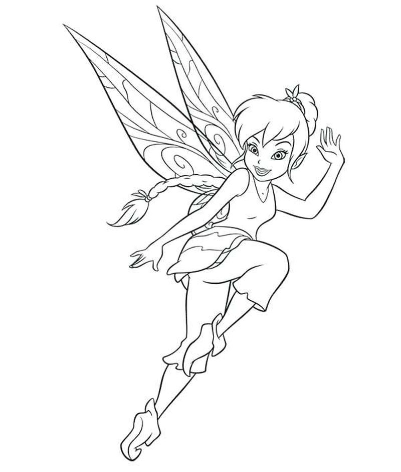 Peter Pan And Wendy Coloring Pages Pdf