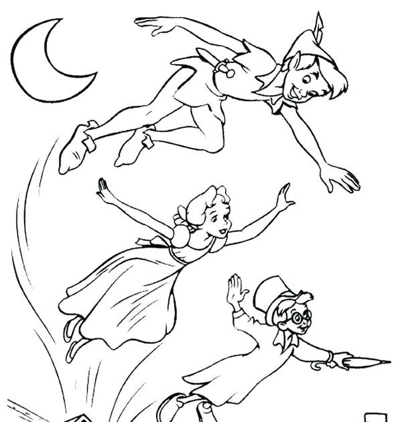 Peter Pan Color Pdf