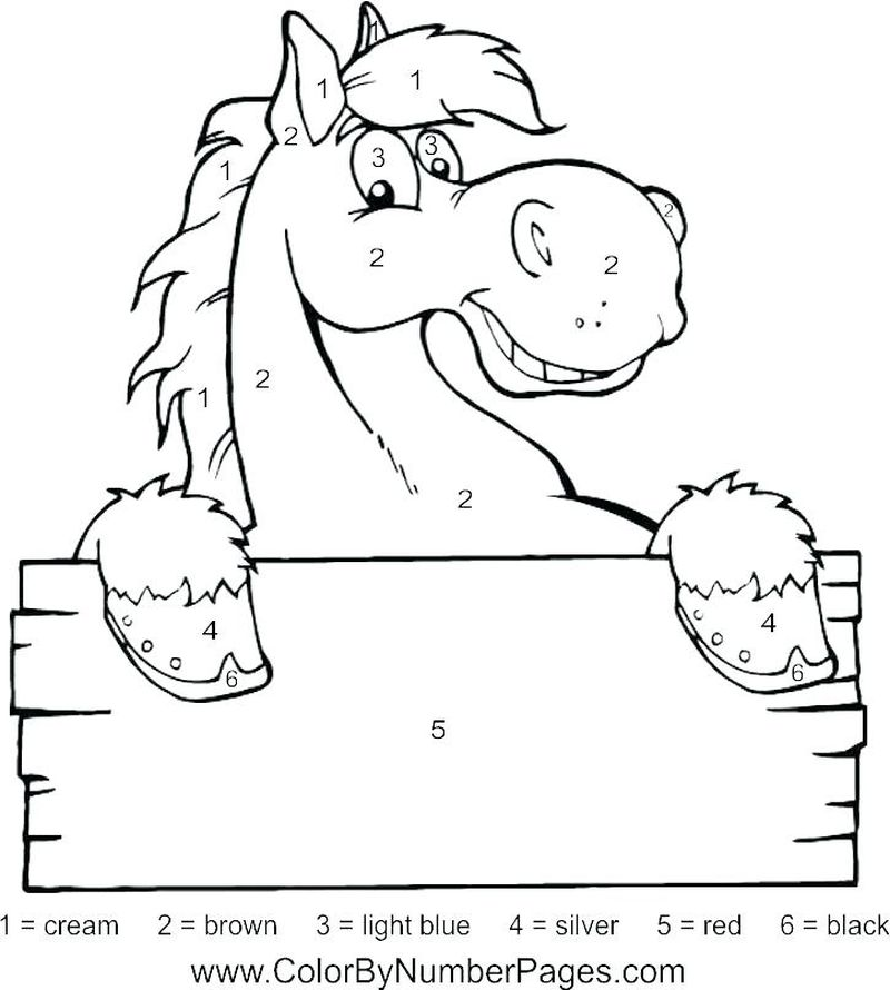 Printable Color By Number Bible Coloring Pages