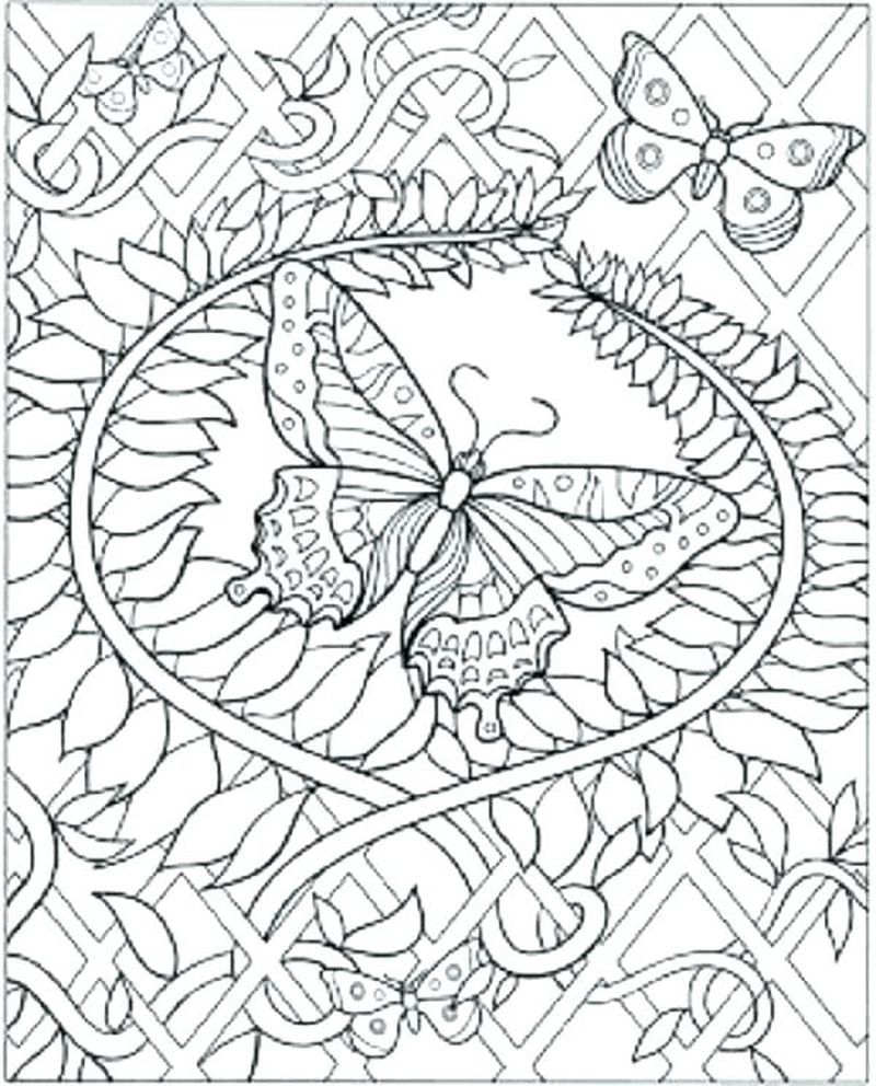 Printable Color By Number Coloring Pages Kindergarten