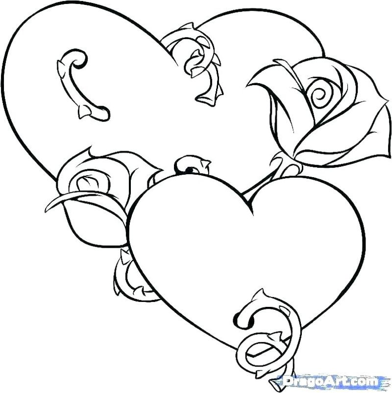 Printable Coloring Pages Love You