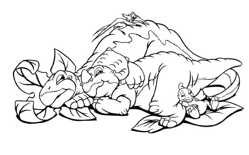 Printable Foot Coloring Pages
