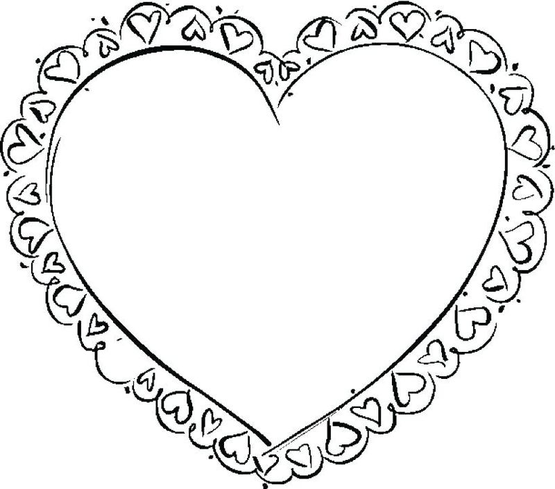 Printable I Love Mom Coloring Pages