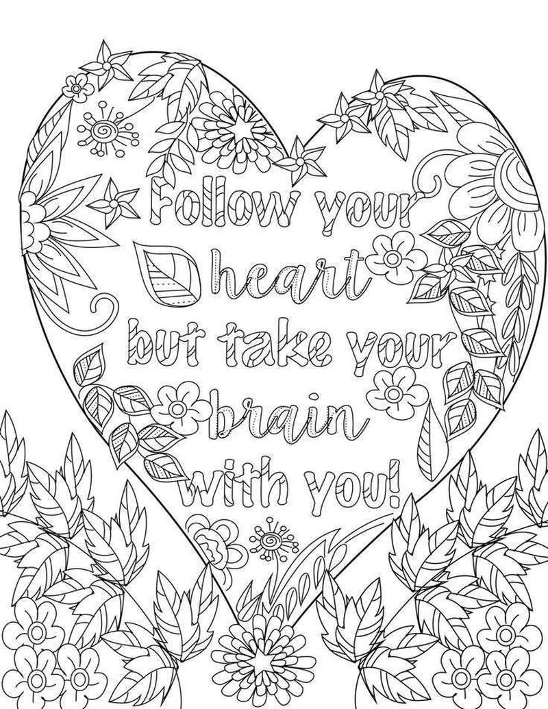 Printable I Love Mommy Coloring Pages