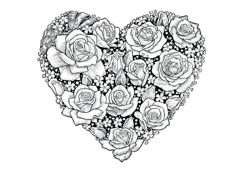Printable I Love Reading Coloring Pages