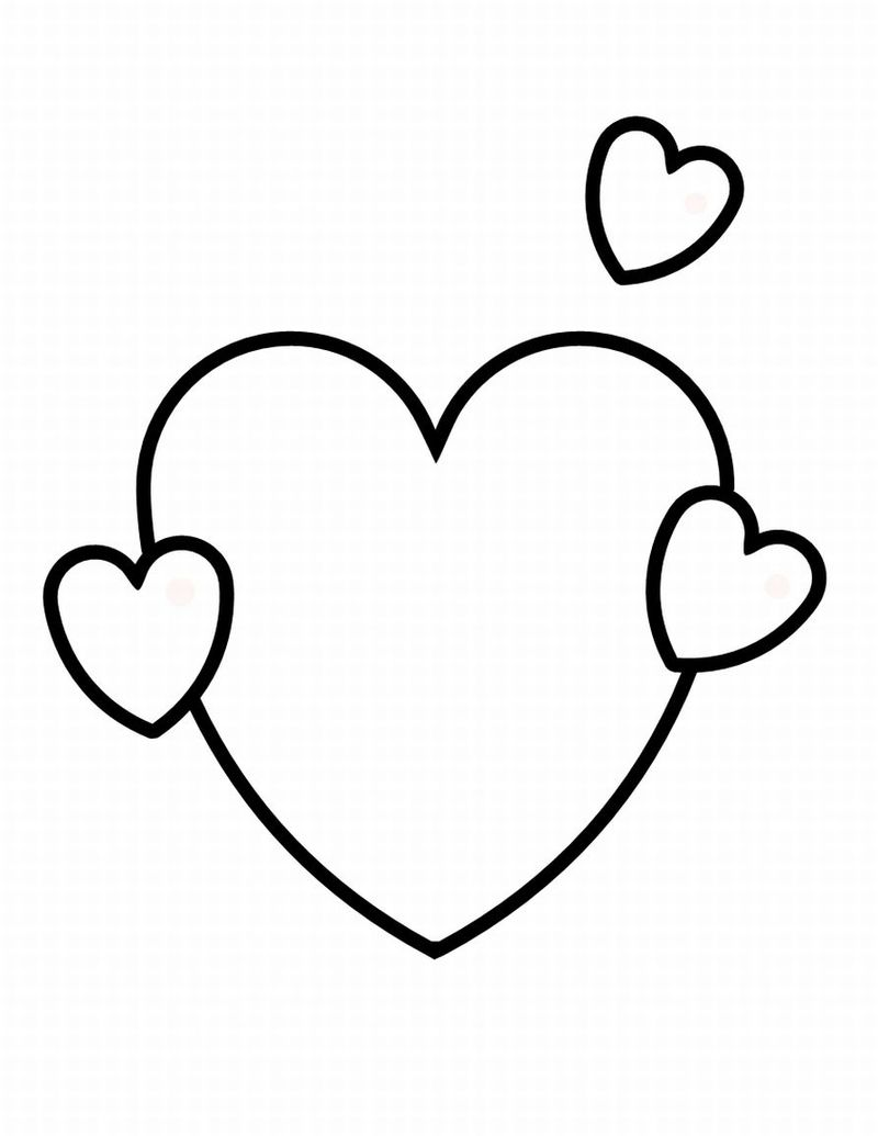 Printable I Love You Coloring Pages For Adults