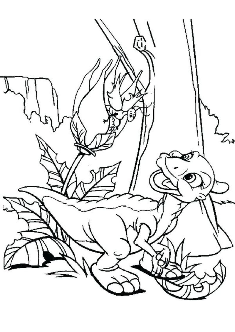 Printable Land Coloring Pages