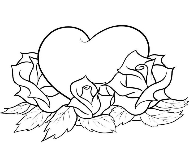 Printable Love Bug Coloring Pages