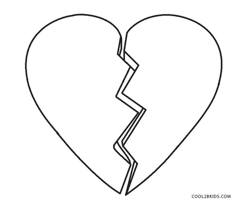 Printable Love Coloring Pages For Adults