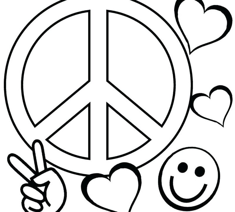 Printable Love Coloring Pages For Kids