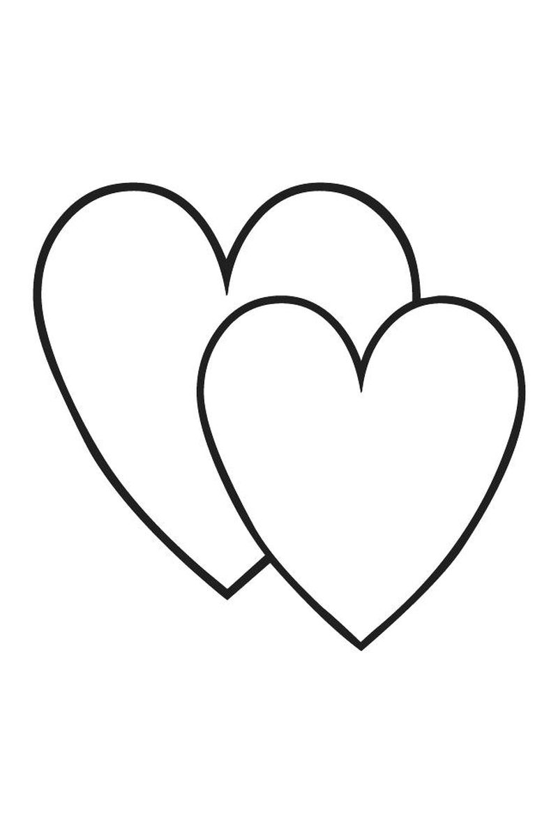 Printable Love Is Coloring Pages