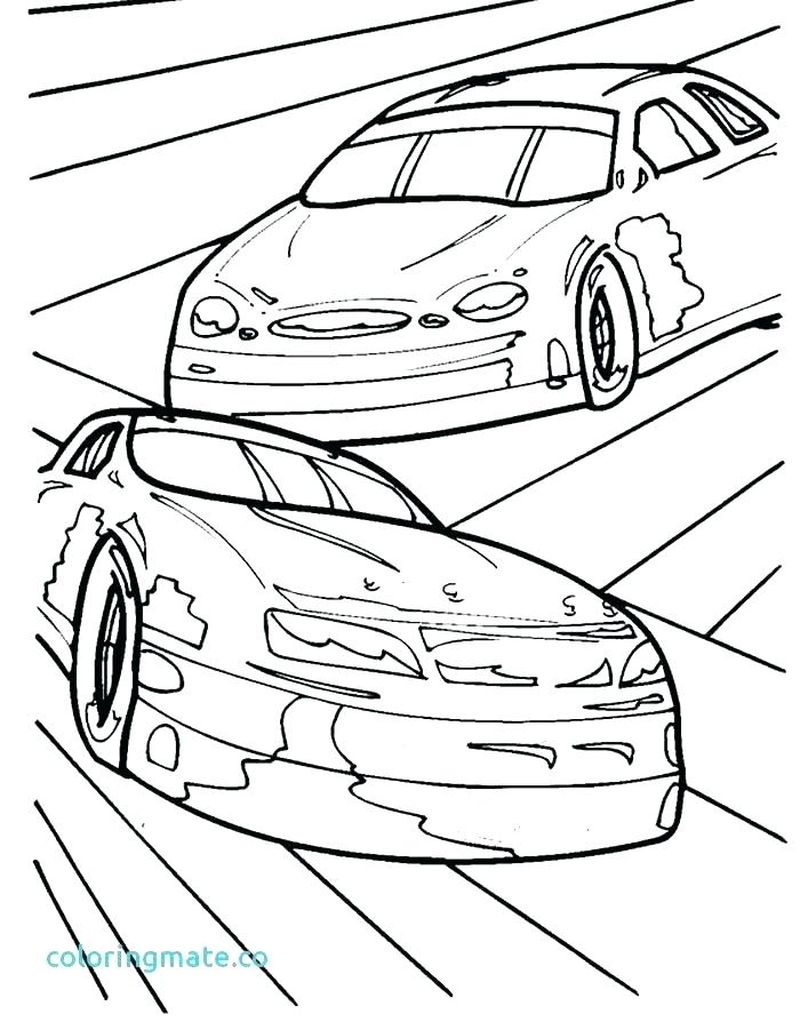 Printable Nascar Danica Patrick Coloring Pages